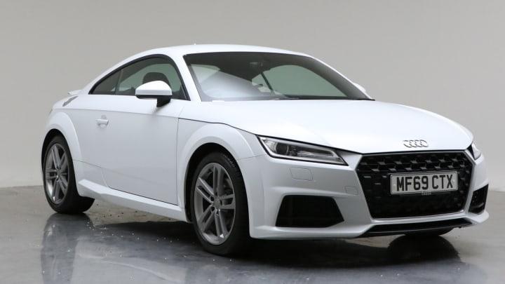 2019 Used Audi TT 2L Sport TFSI
