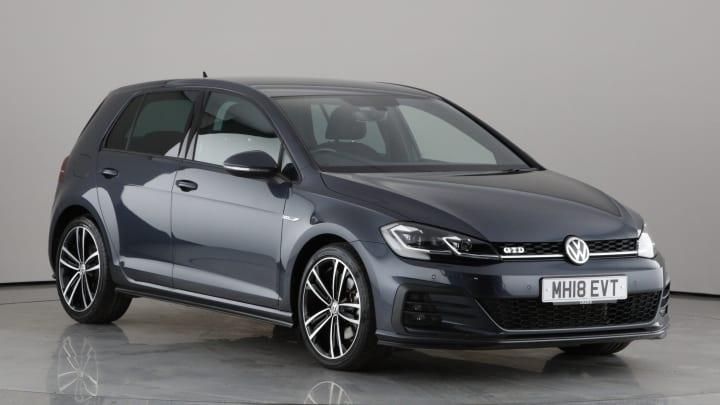 2018 Used Volkswagen Golf 2L GTD TDI