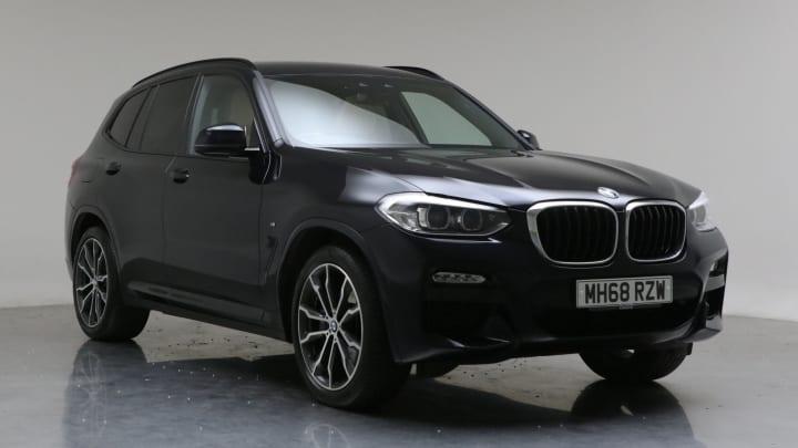 2019 Used BMW X3 3L M Sport 30d