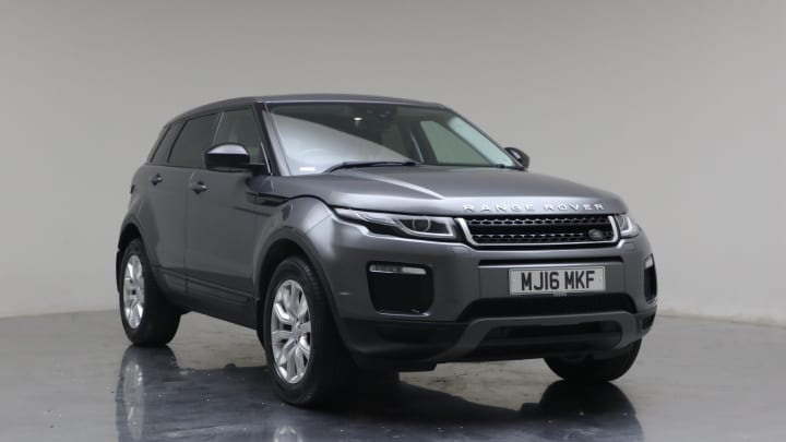 2016 Used Land Rover Range Rover Evoque 2L SE Tech TD4