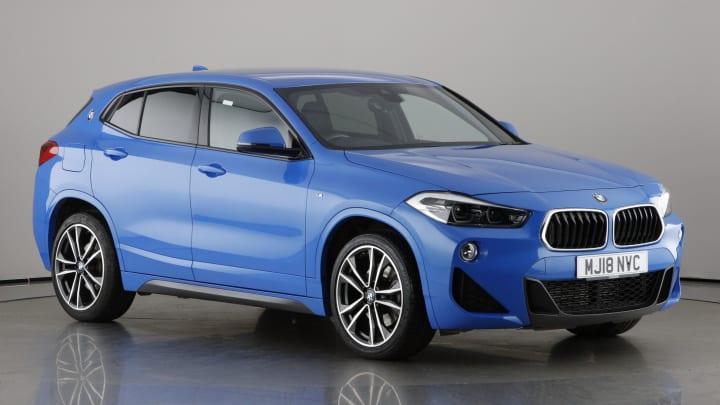 2018 Used BMW X2 2L M Sport 20d