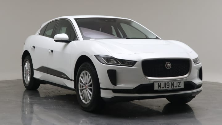 2019 Used Jaguar I-PACE S
