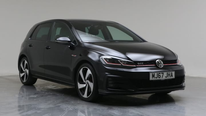 2017 Used Volkswagen Golf 2L GTI TSI