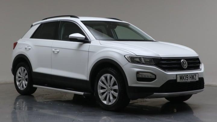 2019 Used Volkswagen T-Roc 1L SE TSI