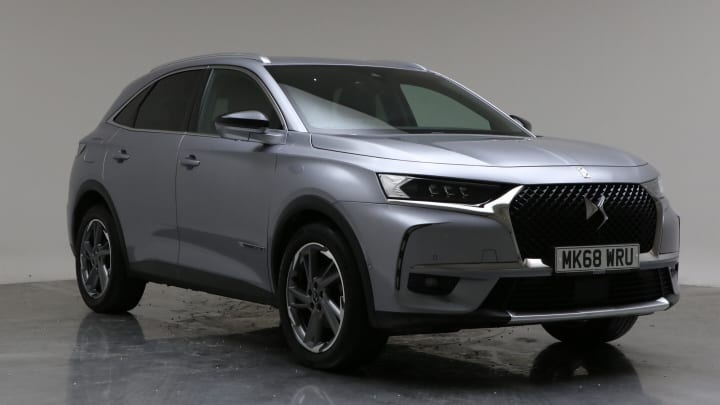 2018 Used DS DS 7 CROSSBACK 1.5L Prestige BlueHDi