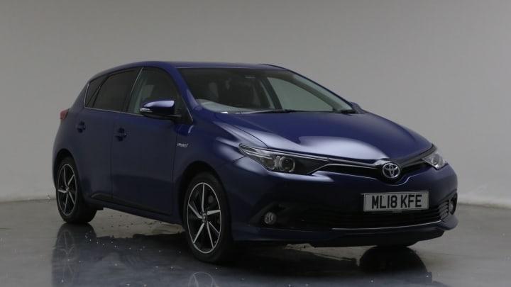 2018 Used Toyota Auris 1.8L Design VVT-h