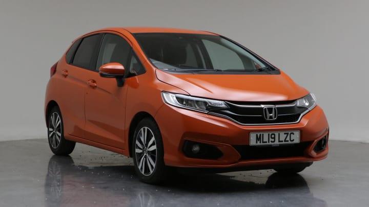 2019 Used Honda Jazz 1.3L EX Navi i-VTEC