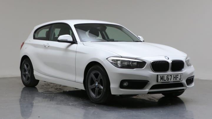 2017 Used BMW 1 Series 1.5L SE 116d