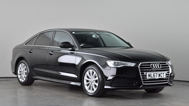 2017 Used Audi A6 Saloon 2L SE Executive ultra TDI