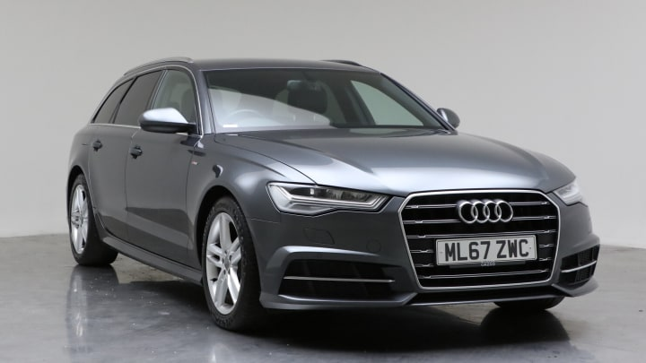 2017 Used Audi A6 Avant 2L S line ultra TDI
