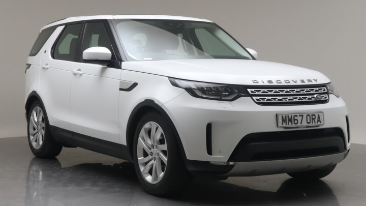2018 Used Land Rover Discovery 2L HSE SD4