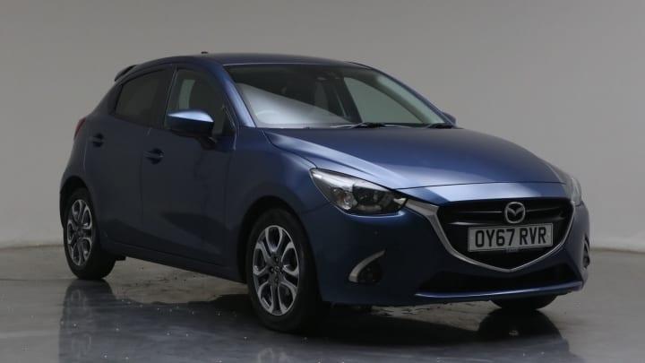 2017 Used Mazda Mazda2 1.5L GT Sport SKYACTIV-G