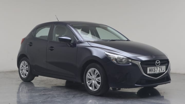 2017 used Mazda Mazda2 1.5L SE SKYACTIV-G