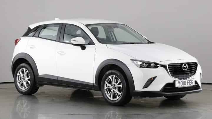 2018 used Mazda CX-3 2L SE Nav SKYACTIV-G