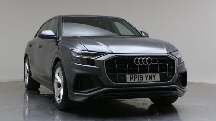 2019 used Audi Q8 3L S line TDI V6