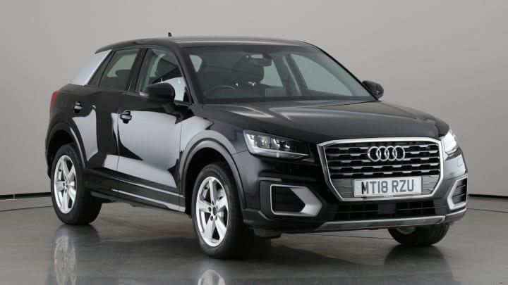 2018 Used Audi Q2 1L Sport TFSI
