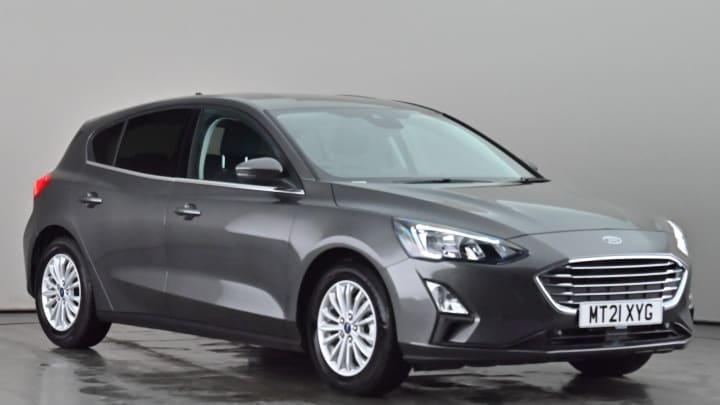 2021 subscription Ford Focus 1L Titanium Edition EcoBoost MHEV T