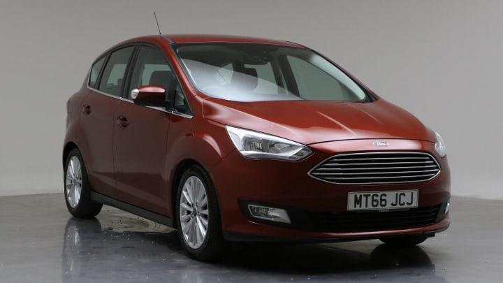 2016 Used Ford C-Max 1.5L Titanium TDCi