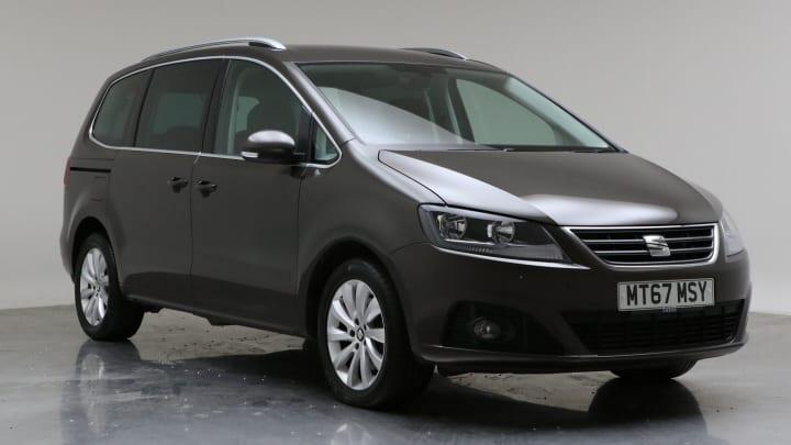 2017 Used Seat Alhambra 2L SE TDI