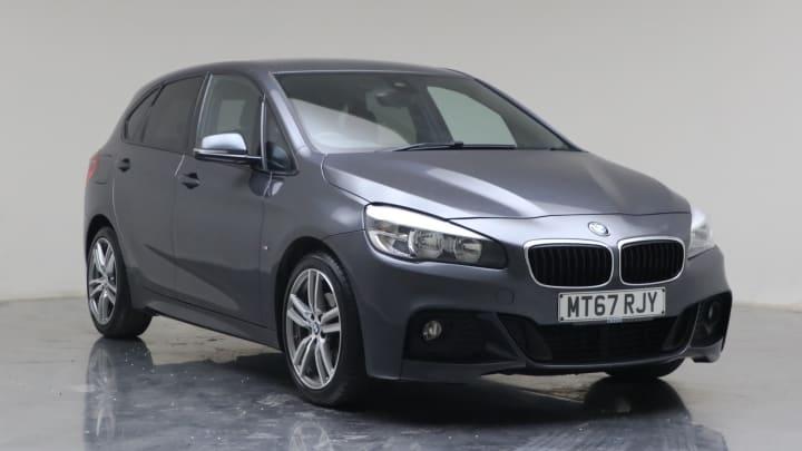 2017 Used BMW 2 Series Active Tourer 1.5L M Sport 218i