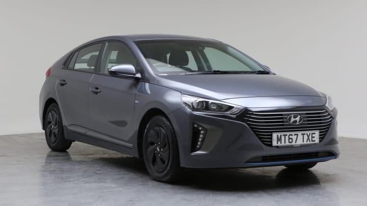 2017 Used Hyundai Ioniq 1.6L SE h-GDi