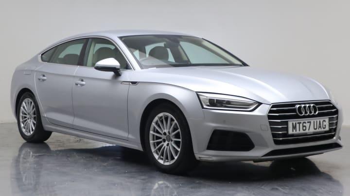 2017 Used Audi A5 2L SE TDI