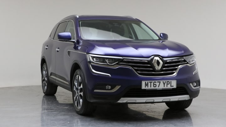 2017 Used Renault Koleos 2L Signature Nav dCi