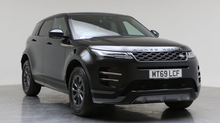 2019 Used Land Rover Range Rover Evoque 2L R-Dynamic D150