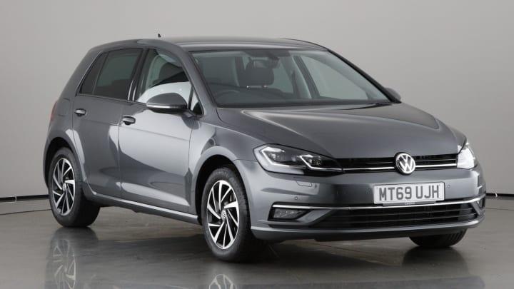 2019 Used Volkswagen Golf 1.5L Match Edition TSI EVO