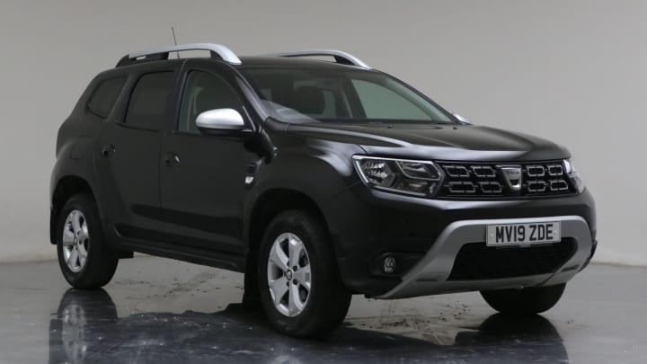 2019 Used Dacia Duster 1.5L Comfort Blue dCi
