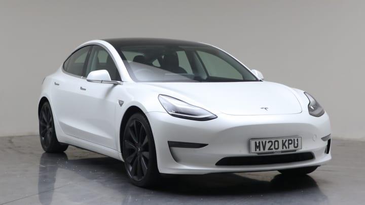 2020 Used Tesla Model 3 Performance