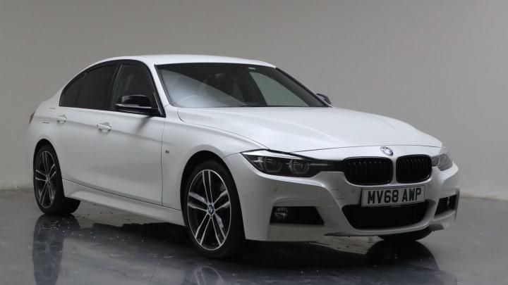 2018 Used BMW 3 Series 3L M Sport Shadow Edition 335d