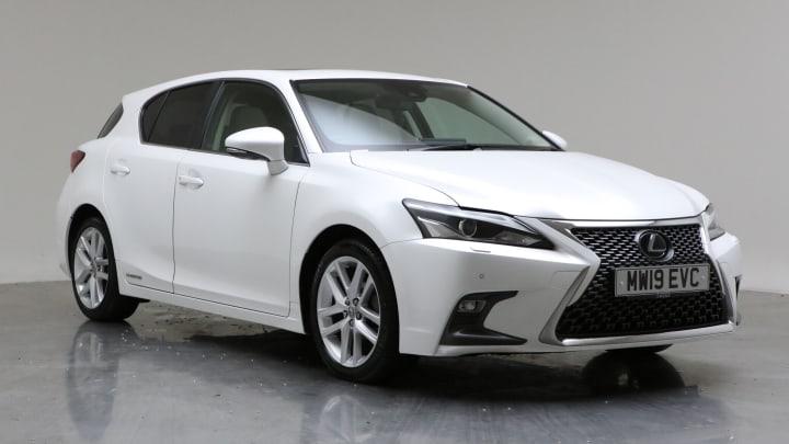 2019 Used Lexus CT 200h 1.8L Takumi 200h