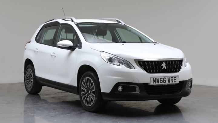 2016 Used Peugeot 2008 1.2L Active PureTech