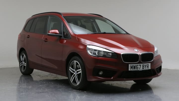 2017 Used BMW 2 Series Gran Tourer 1.5L Sport 218i