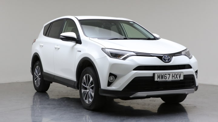 2018 Used Toyota RAV4 2.5L Icon VVT-h