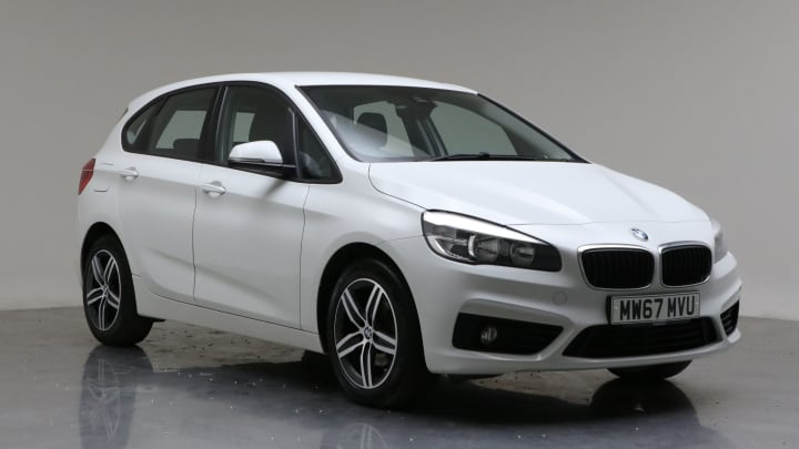2017 Used BMW 2 Series Active Tourer 1.5L Sport 216d