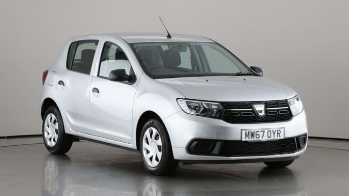 2017 Used Dacia Sandero 1L Ambiance SCe