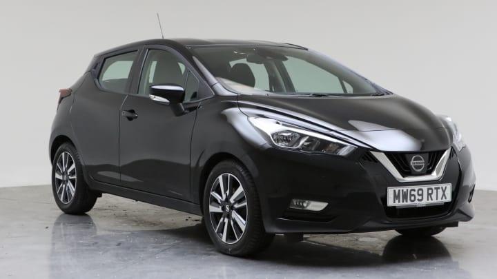 2019 Used Nissan Micra 1L Acenta IG-T