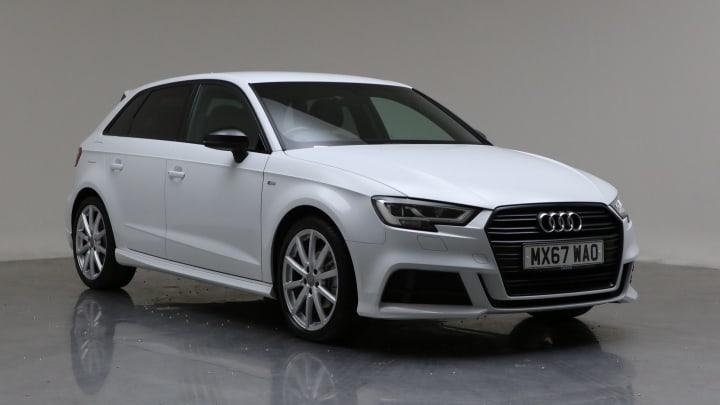 2017 Used Audi A3 1.6L Black Edition TDI