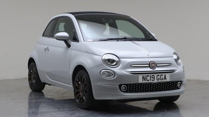 2019 Used Fiat 500C 1.2L 120th 8V
