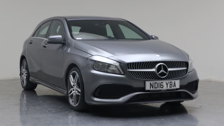 2016 Used Mercedes-Benz A Class 1.6L AMG Line A180