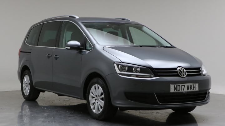 2017 Used Volkswagen Sharan 2L SE TDI