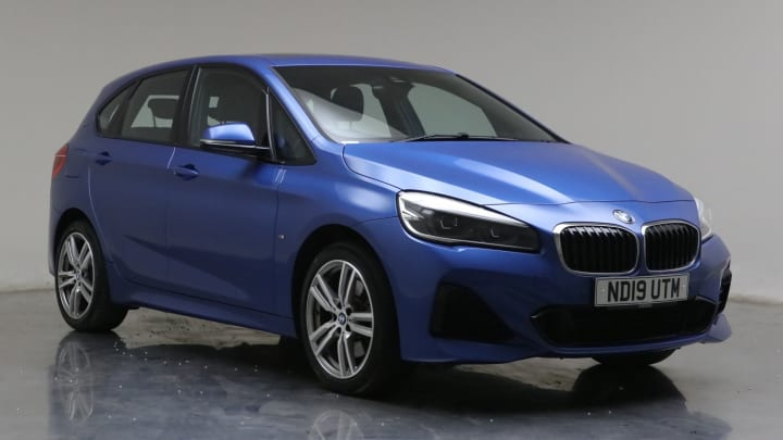 2019 used BMW 2 Series Active Tourer 1.5L M Sport 225xe