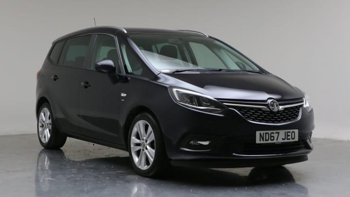 2018 Used Vauxhall Zafira Tourer 1.4L SRi i Turbo