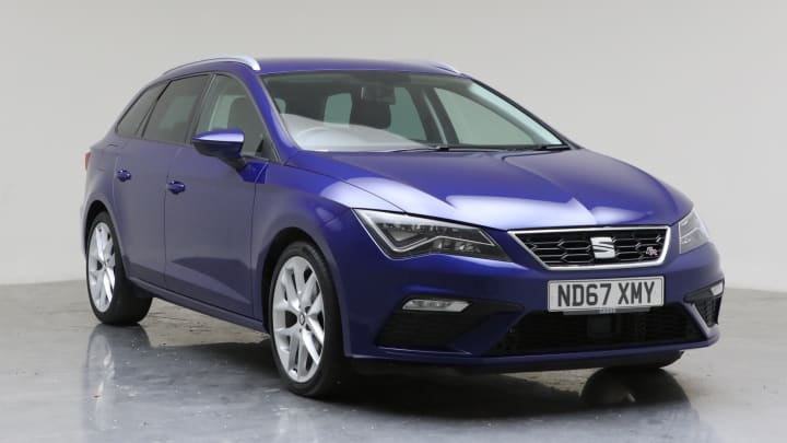 2018 Used Seat Leon 2L FR Technology TDI
