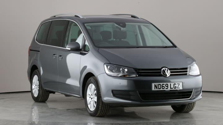 2020 Used Volkswagen Sharan 2L SE Nav TDI