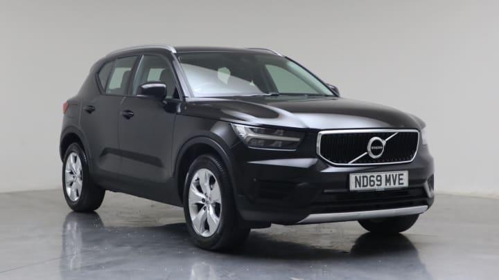 2019 Used Volvo XC40 1.5L Momentum T3