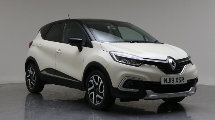 2018 Used Renault Captur 1.2L Dynamique S Nav TCe