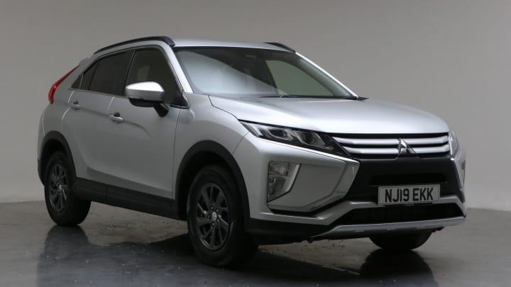 2019 Used Mitsubishi Eclipse Cross 1.5L 2 T